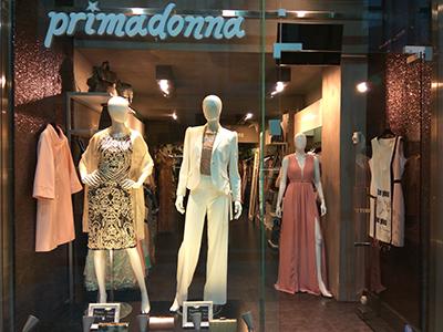 Primadonna woman fashion