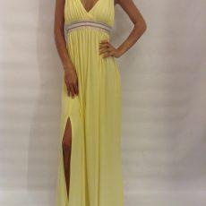 Φόρεμα μακρύ σε αρχαιοελληνικό στιλ