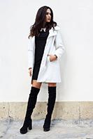 Γυναικεία ρούχα παλτό Primadonna