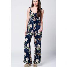 Ολόσωμη φόρμα με floral print