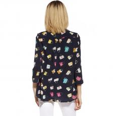 Γυναικεία μπλούζα με τυπώματα