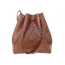 Γυναικεία τσάντα ώμου πουγκί