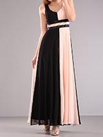 Maxi αέρινο φόρεμα για καλοκαίρι