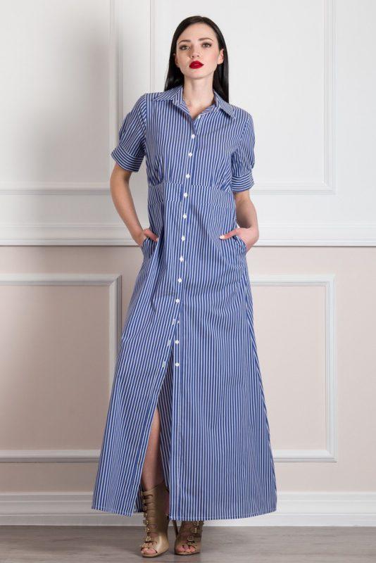 Φορέματα-πουκαμίσες