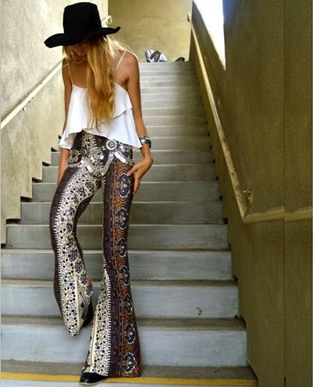 Οι παντελόνες ξεχωρίζουν γιατί είναι εντυπωσιακές