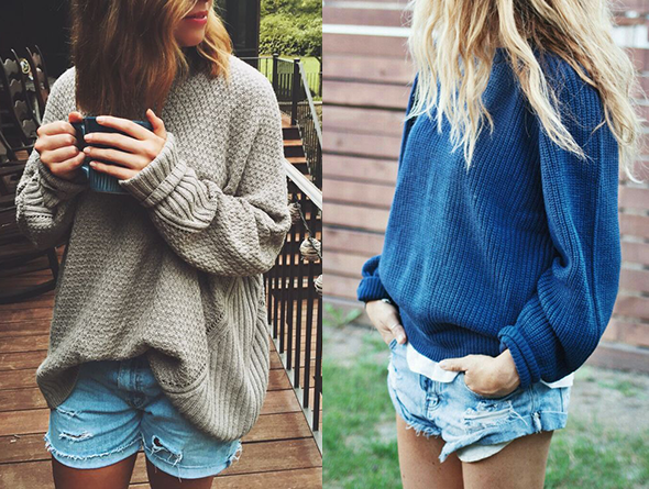 Καλοκαιρινά ρούχα και το Φθινόπωρο με στιλ