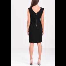 Mini φόρεμα εφαρμοστό με ζώνη στην μέση