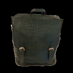 Γυναικείο backpack με διπλό κλείσιμο μπροστά