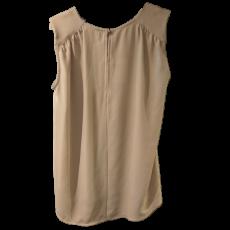 Γυναικεία μπλούζα μεταλλιζέ με τύπωμα