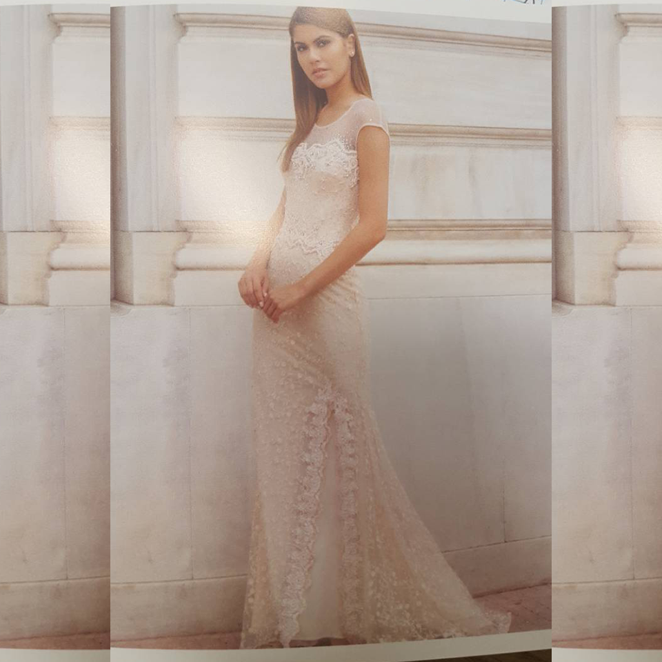 Μακριά φορέματα γάμου στην Πάτρα s s 2018  defacb1d387