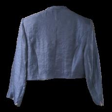 Γυναικείο άφοδρο μπολερό σε χρώμα μπλε