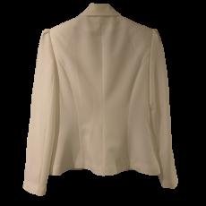 Γυναικείο μοντέρνο λευκό σακάκι